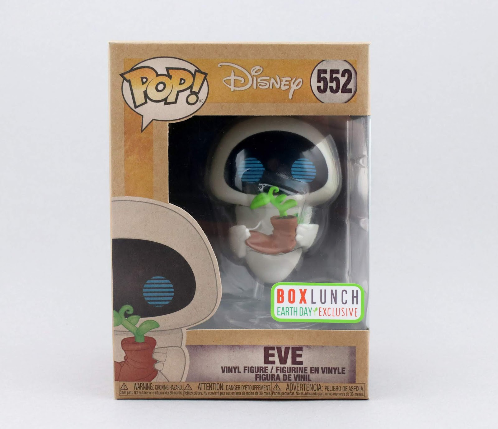 funko pop earth day eve