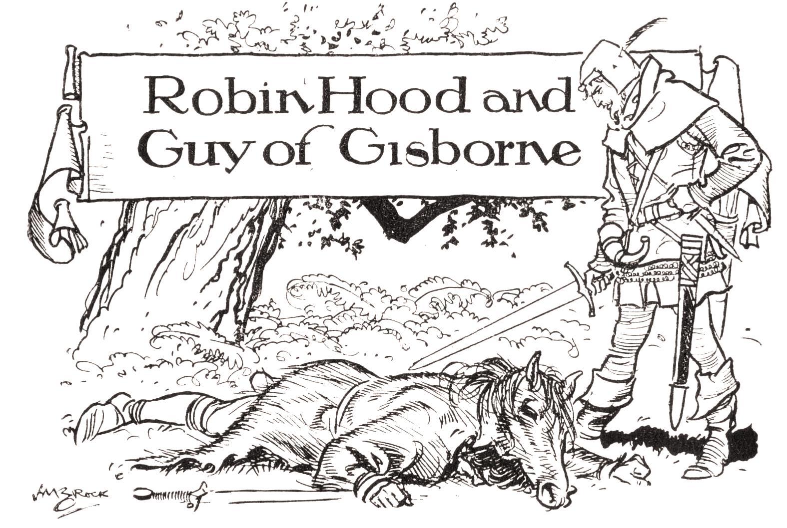 Walt Disney's Story Of Robin Hood: The Bird That Woke