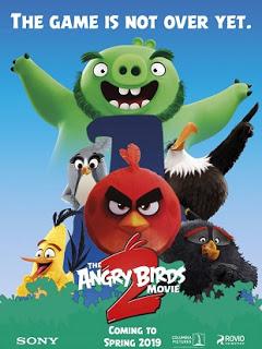 Angry Birds 2 - Filmul (2019) dublat in romana