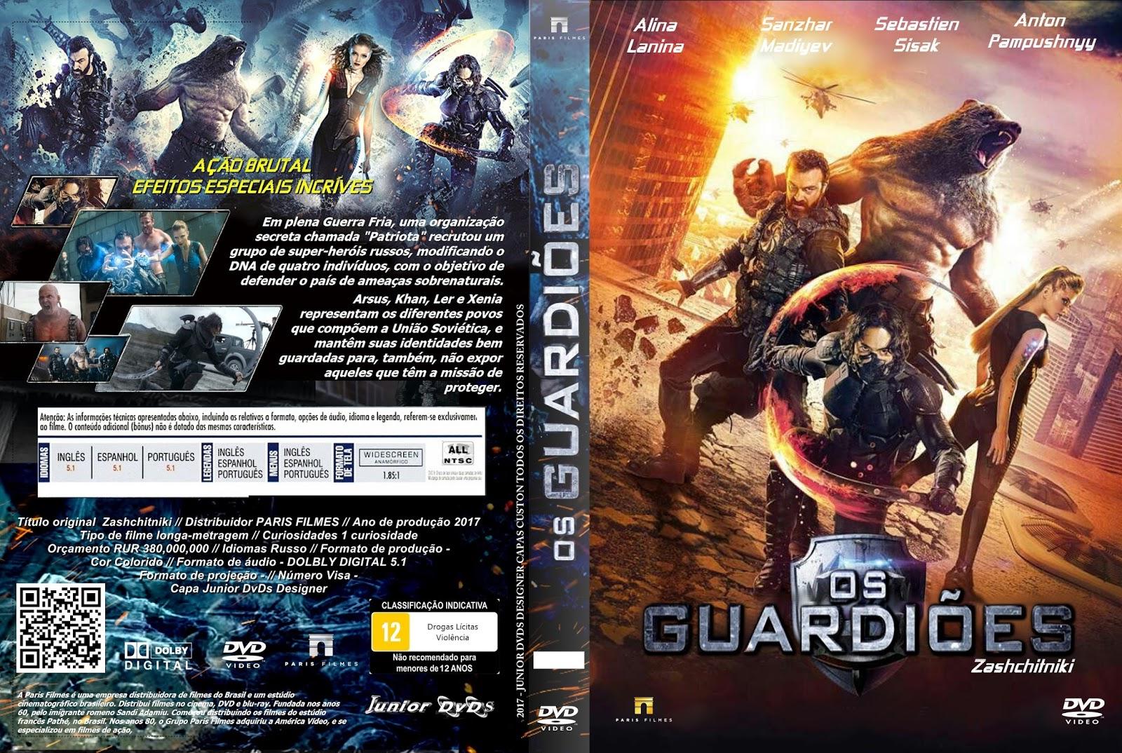 Filmes Russos for download os guardiões bdrip dual Áudio - xandao download™