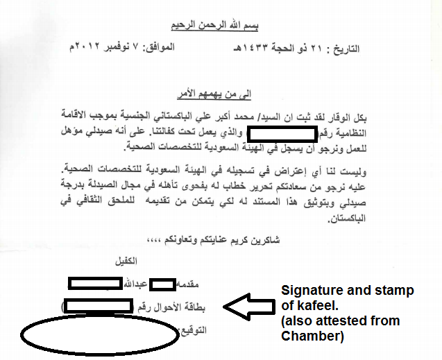 Format Of Noc Letter Noc Letter Format For Police VerificationNo – Non Objection Certificate for Job