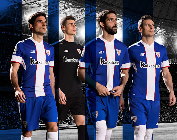 Camisetas Athletic 2017 2018