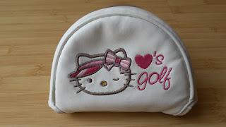 Hello Kitty Putter Haube