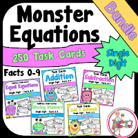 Monster Equations