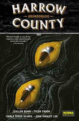 Harrow County una nueva entrega de este excelente cómic de terror