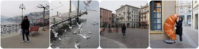 Suíça / Lugano / Lago