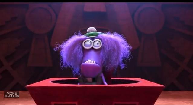 Despicable Me Minions: Despicable Me 2 Trailer