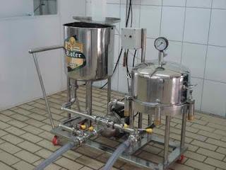filtro filtragem cerveja processo produção