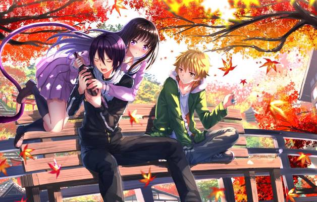 noragami anime wallpaper hd