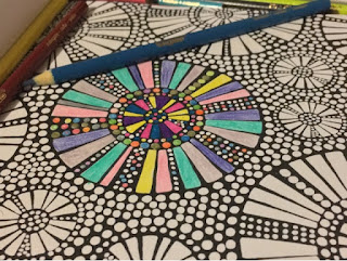 Crayola Adult Colouring Book