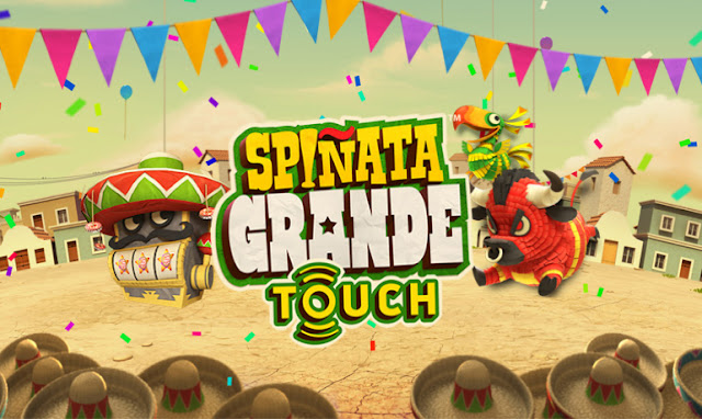 Spinata Grande Video Slot by NetEnt