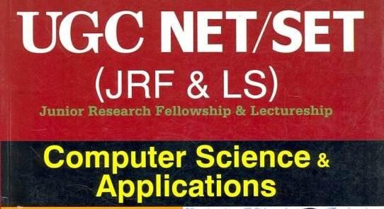 UGC NET JRF Assistant Professor Paper II Computer Science