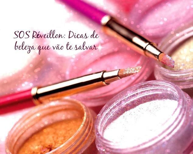 SOS réveillon dicas de beleza 1
