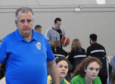 ENTREVISTA: Eusebio Castillo, entrenador del CAB Linares femenino (2018)