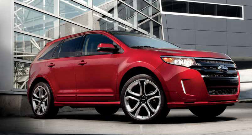 Ford 2012 Ford Edge Sport
