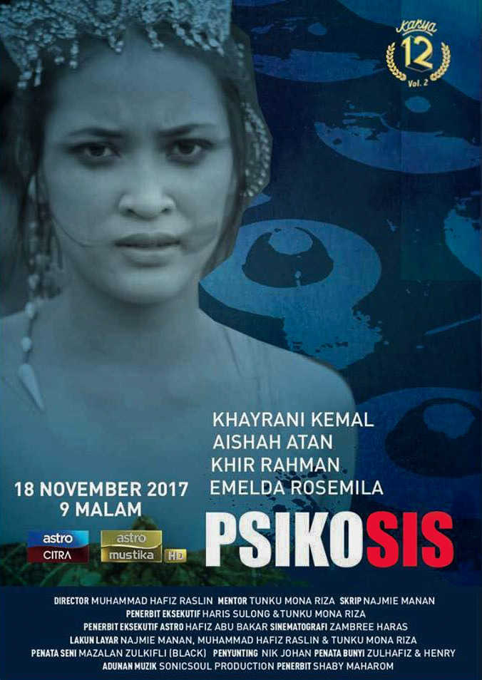 Psikosis Karya 12 Vol 2 Telemovie