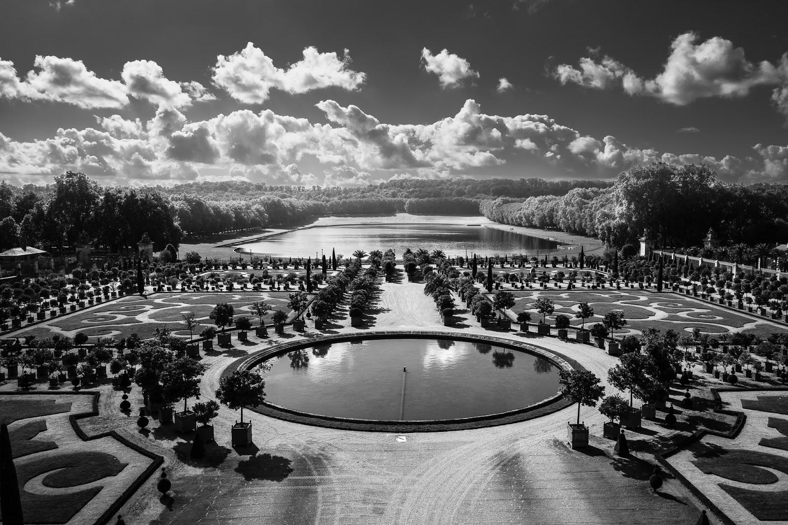 Photography versailles les jardins du chateau for Jardin chateau de versailles