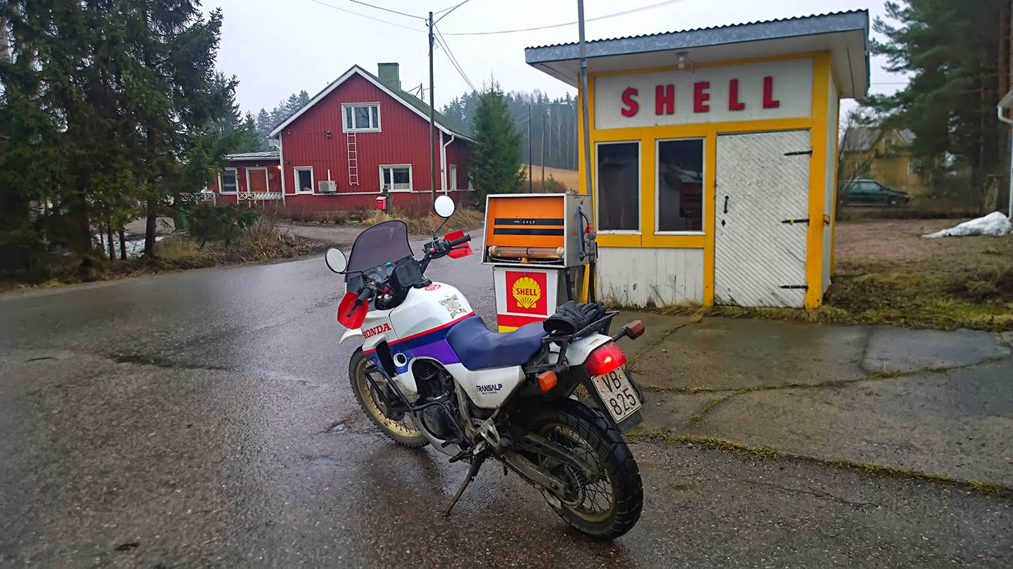 Honda Transalp -89