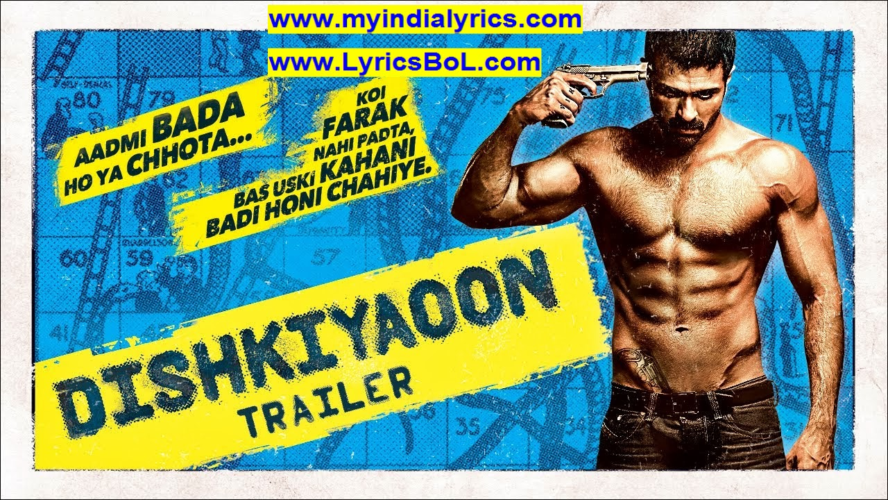 Tutey Lyrics Dishkiyaaoon Sukhwinder Singh