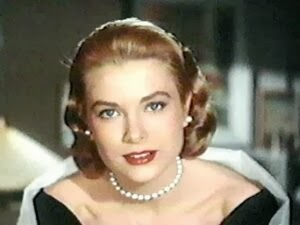 "Grace Kelly in ""Rear Window"""