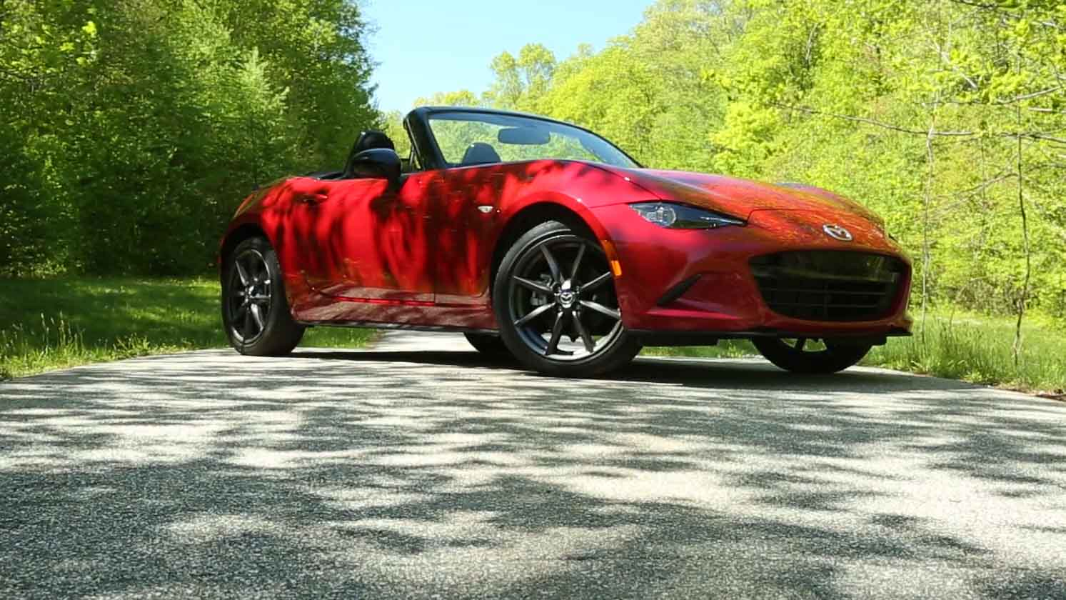 Mazda MX-5 Car Wallpaper For Android and iPhone | Mobile Wallpaper