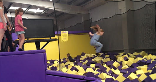 Gravity Force St Albans, something for everyone...............
