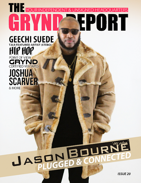 The Grynd Report Releases Magazine Issue 20 | @thegryndreport