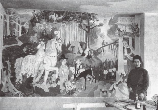 Muumittajan Muumi blogi Tove Janssonin monumentaalityöt