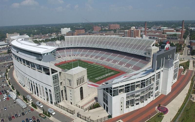Самый крупный стадион в мире
