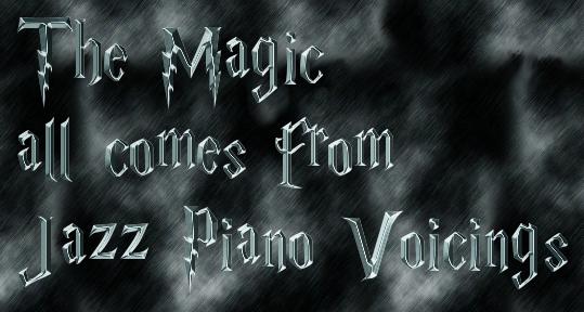 爵士鋼琴基本和絃配置上路必備