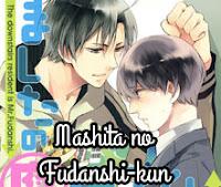 Mashita no Fudanshi-kun