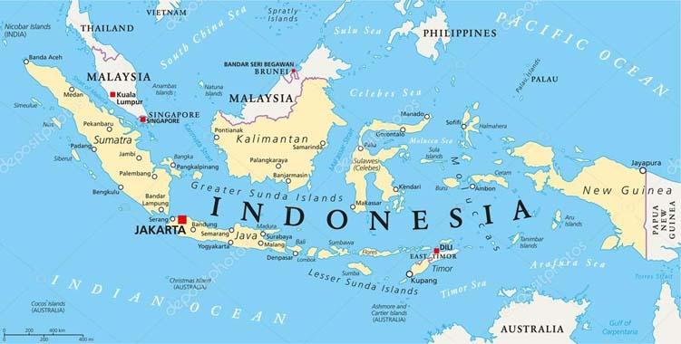 Penduduk dan Bukan Penduduk Di Negara Indonesia