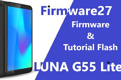 Firmware LUNA Elevate G55 Lite Xtream Ultima X CPB & Scatter