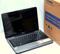 Jual Laptop 2nd Toshiba L745