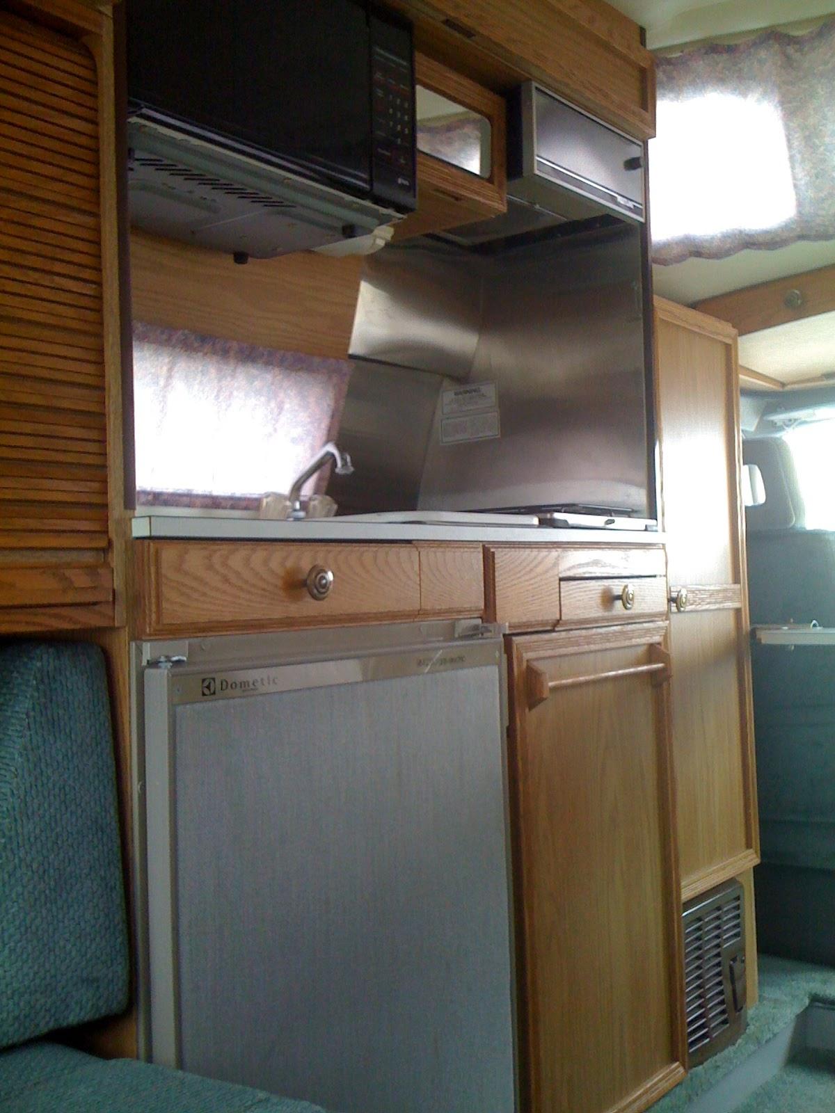 Myroadtrek4sale Awesome Conversion Camper Van Roadtrek 170 Class B Type Rv Fully Self Contained
