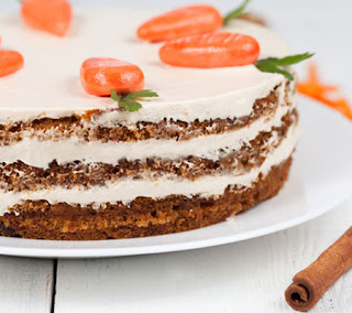 Sam's Famous Carrot Cake Recipe
