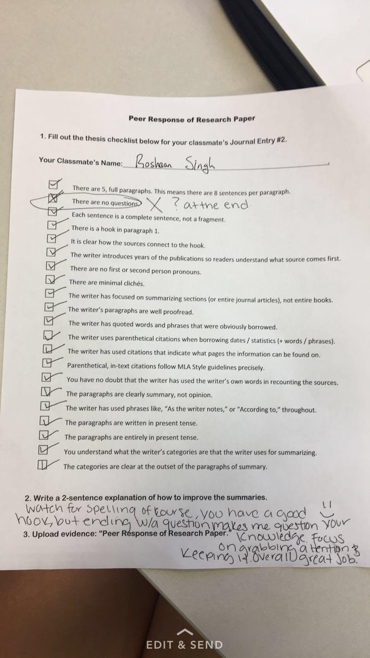 how to improve sentences