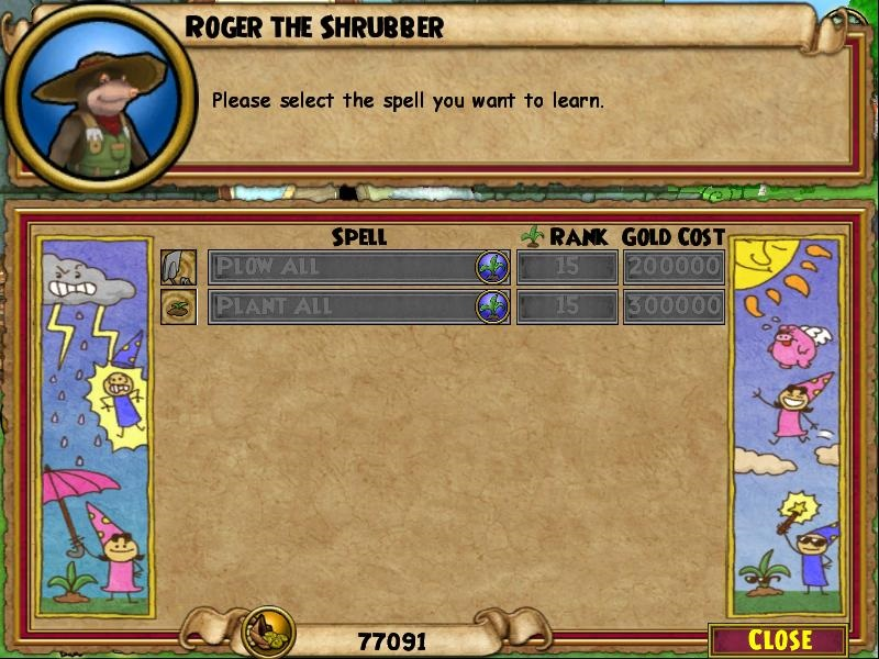 Paige's Page: Wizard101 Test Realm - Starting June 24 2015