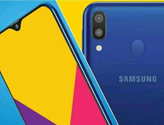 samsung galaxy m10 and galaxy m20 Price india