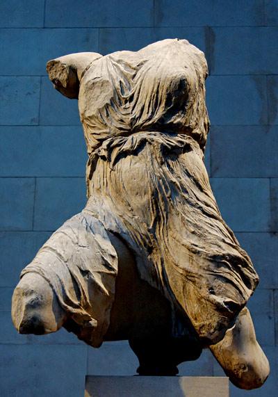 Datazione di un uomo greco più giovane