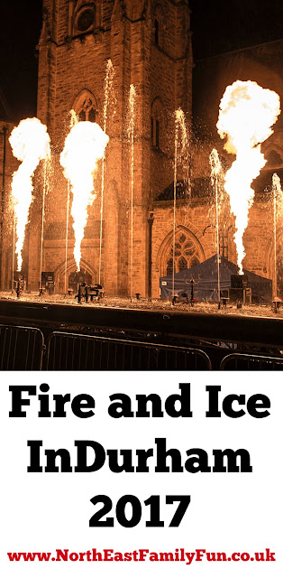 Fire and Ice Durham 2017 | A FREE Family Event on 24th & 25th February