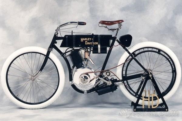 Xe cổ Harley Davidson - Model 01 1905