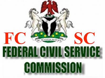 FCS Commission Recruitment Login Portal 2018/2019 / Civil Service Application Requirements