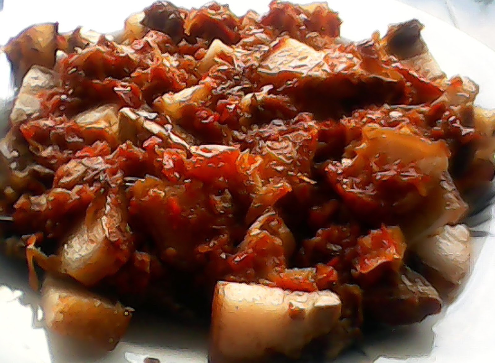 kumpulan resep masakan online resep babi tore khas manado
