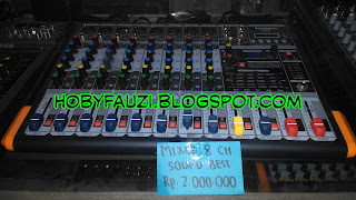 Info harga mixer audio soundbest