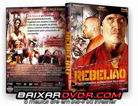 REBELIÃO (2016) DUAL AUDIO DVD-R CUSTOM