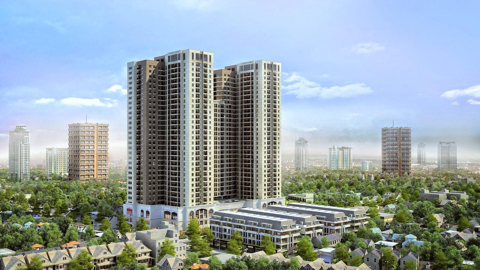 Chủ đầu tư dự án Goldsilk Complex Vạn Phúc Hà Đông