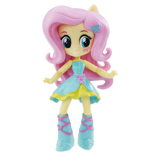 MLP Fluttershy Fall Formal Equestria Girls Minis Figure