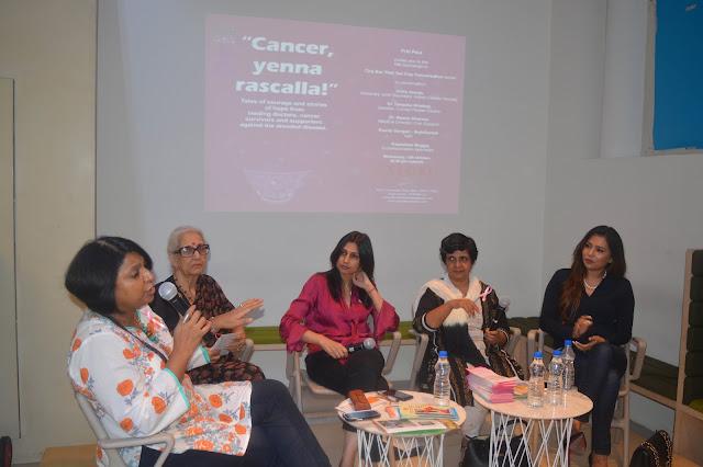 Kaanchan Bugga, Indra Jasuja, Kavita Devgan,Dr. Reena Sharma & Deepika Krishna