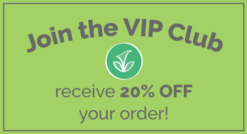 Join the VIP Club and receive a 20% OFF coupon